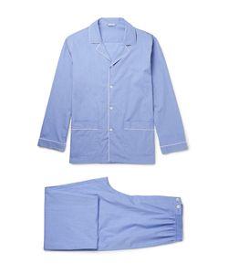 Zimmerli | Mercerised Cotton Pyjama Set