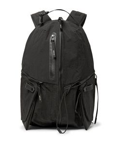 Master Piece | Master-Piece Game Water-Resistant Nylon Backpack