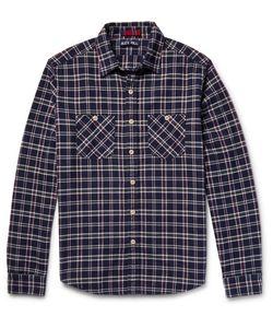Alex Mill | Checked Cotton-Flannel Shirt