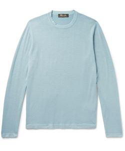 Loro Piana | Virgin Wool And Silk-Blend Sweater