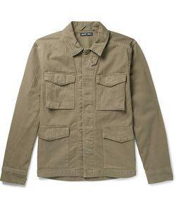Alex Mill | Herringbone Cotton Field Jacket