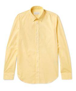 Maison Margiela | Slim-Fit Cotton-Poplin Shirt