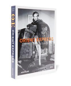 Assouline | Orient Expresss Hardcover Book