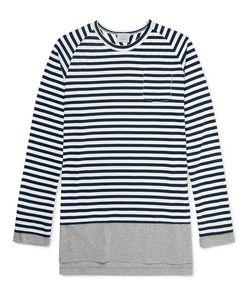 Wooster + Lardini | Slim-Fit Laye Cotton-Jersey T-Shirt