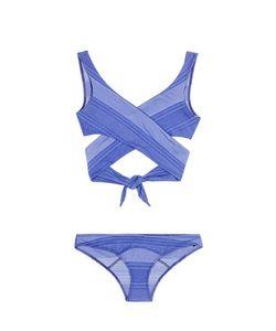 Lisa Marie Fernandez   Marie-Louise Wrap Bikini