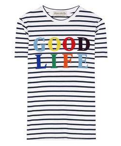Être Cécile | Good Life Striped Cotton T-Shirt