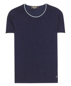 Loro Piana | Girocollo Bayron Cashmere Silk And Cotton Blend Top