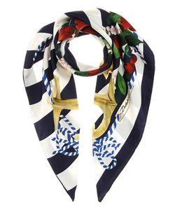 Dolce & Gabbana | Printed Silk Scarf