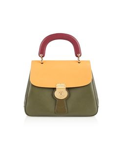 Burberry | The Trench Leather Top Handle Bag