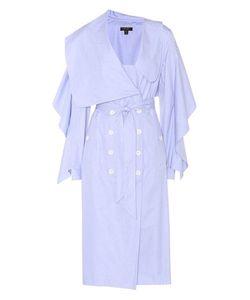 Burberry | Chambray Wrap Dress