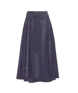 Lisa Marie Fernandez   Eyelet Skirt