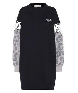 Être Cécile | Printed Cotton Sweatshirt Dress