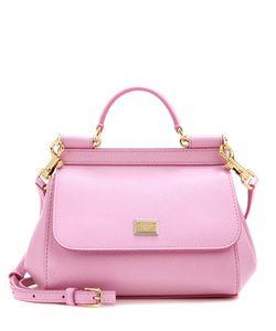 Dolce & Gabbana | Sicily Mini Leather Shoulder Bag