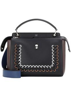 Fendi | Dotcom Leather Shoulder Bag