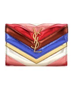 Saint Laurent | Classic Monogram Leather Wallet