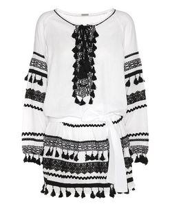Dodo Bar Or | Embellished Cotton Dress
