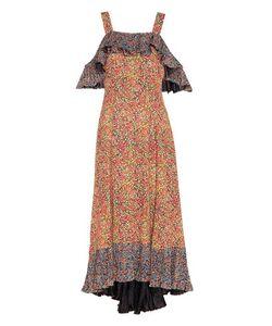 Philosophy di Lorenzo Serafini | Printed Maxi Dress