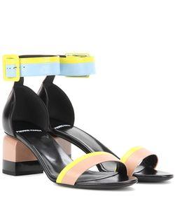 Pierre Hardy | Memphis Leather Sandal