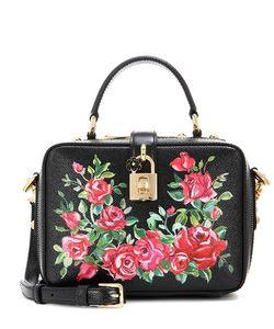 Dolce & Gabbana | Dolce Soft Printed Leather Shoulder Bag