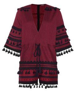 Dodo Bar Or | Embellished Cotton Jumpsuit