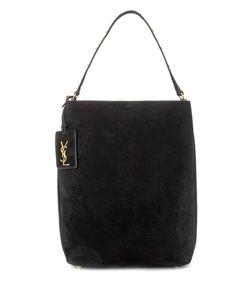 Saint Laurent | Suede Shopper Bag