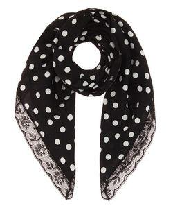 Dolce & Gabbana | Polka-Dotted Silk Scarf