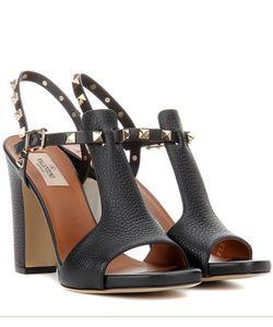 Valentino | Garavani Rockstud Leather Sandals
