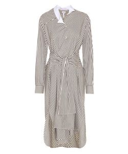 Loewe   Striped Cotton Dress