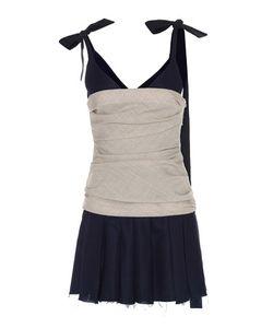 Jacquemus   Navy Wool Dress