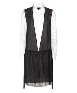 Burberry | Silk And Cotton Shirt Dress