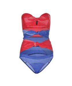 Lisa Marie Fernandez   Triple Poppy Stripe Swimsuit