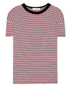 Rag & Bone | The Striped Crew Cotton T-Shirt