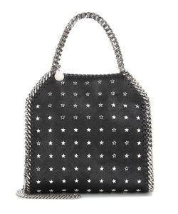Stella McCartney | Mini Falabella Shaggy Deer Embellished Shoulder Bag