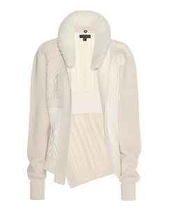 Burberry | Wool And Cashmere Cardigan
