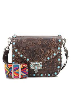 Valentino | Garavani Rockstud Rolling Leather Shoulder Bag