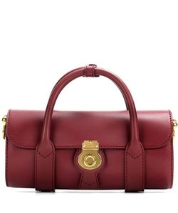 Burberry | The Small Trench Leather Barrel Bag
