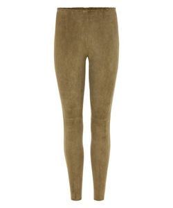 Stouls | Carlson Suede Trousers