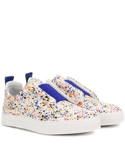 Pierre Hardy | Slider Leather Sneakers