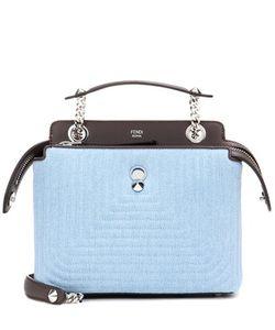 Fendi | Dotcom Click Leather Shoulder Bag