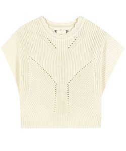 Isabel Marant | Cotton And Wool Sweater