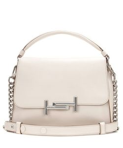 Tod's | Double T Small Leather Shoulder Bag