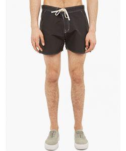 Saturdays Surf Nyc   Contrast-Seam Shorts
