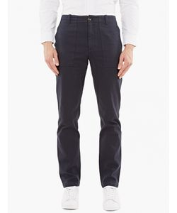 Saturdays Surf Nyc   Cotton Twill Fatigue Trousers