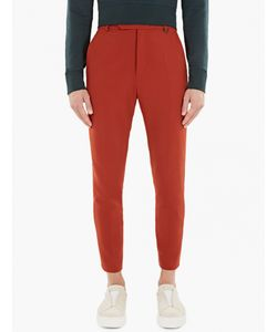 Cmmn Swdn | Rust Relaxed Archie Trousers