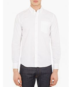 Saturdays Surf Nyc   Cotton Button-Down Shirt