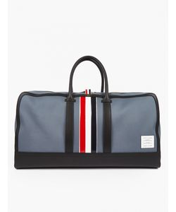 Thom Browne | Canvas And Leather Holdall