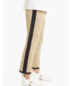 Tim Coppens | Natural Side-Stripe Chinos