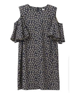 Ganni | Ville Jacquard Dress