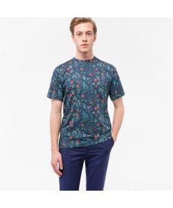 Paul Smith | Mens Tropical Print T-Shirt