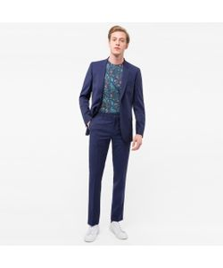 Paul Smith | Mens Mid-Fit Wool Suit